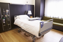 Empty Patient Room In Modern Hospital (CircleHealth) Tags: patient hospital room surgery private healthinsurance healthcareandmedicine bed modern empty nobody nopeople clinic comfortable luxury circlereading