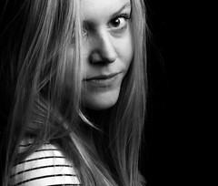 Shooting Sophie (Ar-photography.fr) Tags: noiretblanc blackwhite blackandwhite portrait studio
