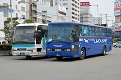 Matsuyama Express Limousine 16-41 (Howard_Pulling) Tags: matsuyama japan april 2014 japanese howardpulling