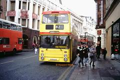 Bee Line 679 (LJA 620P) (SelmerOrSelnec) Tags: beeline leyland atlantean northerncounties lja620p manchester oldhamstreet gmt bus