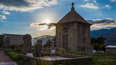 AULLENE-4 (philippemurtas) Tags: aullene village corse france maison habitation pierrre corsica house dwelling stone cimetiere tombe cemetery tomb