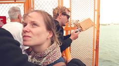 (Annelaurea) Tags: people boat ferry staten island newyork