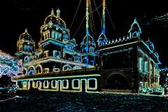 India - Rajasthan Pushkar - Gurudwara - 1b (asienman) Tags: india rajasthan pushkar grurudwara sikh asienmanphotography asienmanphotoart sikhtemple