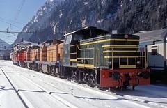 245 6047  Brenner  01.02.03 (w. + h. brutzer) Tags: brenner 245 eisenbahn eisenbahnen train trains italien italia dieselloks v railway lokomotive locomotive zug fs webru analog nikon