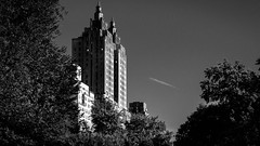 El Dorado on Central Park West - NYC (Eric Gross) Tags: bw eldorado centralparkwest
