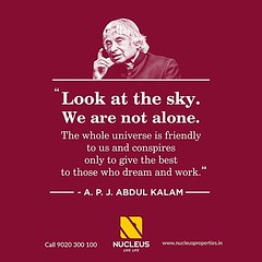 He ignited minds & touched several lives. Remembering People's President & Missile Man of India Dr. #APJAbdulKalam on his 85th Birth Anniversary.  #Kerala #Kochi #India  #Architecture #Home #Construction #City #Elegance #Environment #Elegant #Building #Be (nucleusproperties) Tags: life beautiful kochi elegant style apjabdulkalam kerala realestate president lifestyle india luxury comfort apartment nature architecture interior gorgeous design elegance environment beauty building exquisite view city construction atmosphere home living