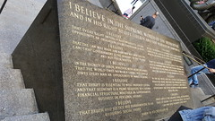 2016-10-19 - Rockefeller Center - Plaque (zigwaffle) Tags: 2016 nyc newyorkcity manhattan timessquare rockefellercenter saintpatrickscathedral fifthavenue wretchedexcess centralpark