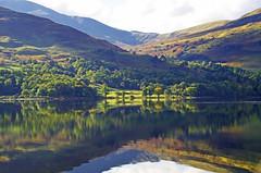 Loch Earn and Ben Vorlich (eric robb niven) Tags: ericrobbniven scotland loch earn landscape walking landscapes