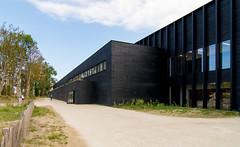 _DSC6784 (durr-architect) Tags: info centre zwin heartland belgium architecture cousse goris nature park wood structure border aday16 group area green trees