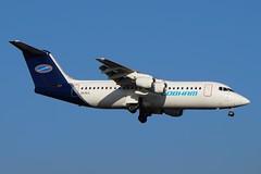 VH-NJL Cobham Aviation BAE-146 (johnedmond) Tags: perth ypph bae 146 cobham