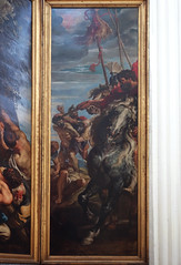 Rubens, Elevation triptych, right panel