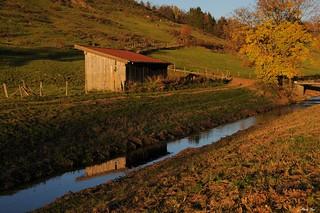 Herbstnachmittag im Chiemgau  (Explored)