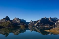 (David Plo) Tags: espaa naturaleza spain agua cielo montaa montaas embalse castillaylen riao canoneos550d davidplo
