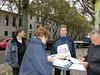 Sammlung für Bürgerinitiative gegen TTIP