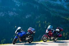 Traveling (DOCESMAN) Tags: road travel viaje bike honda carretera travellers route moto motorcycle motor pyrenees pirineos deauville motorrad motorcykel moottoripyörä cbf600 motocykel voayage motorkerékpár nt700v poyezdka puteshestvenniki ntv700 docesman mototsikl danidoces