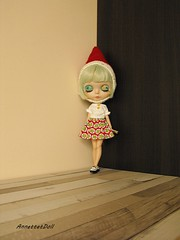 Dziewczyna Mikołaja.:)