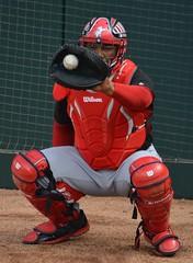 BrayanPena (jkstrapme 2) Tags: jockstrap cup jock baseball crotch catcher bulge