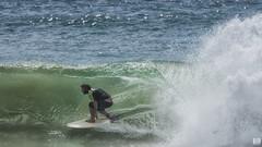 Surfing Burleigh #233 (BAN - photography) Tags: sea surf surfer wave surfing surfboard burleighbarrel