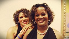 The lovely background singers of Made New
