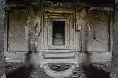 India - Maharashtra - Ellora Caves - Cave 25 - 4 (asienman) Tags: india maharashtra elloracaves cave25 asienmanphotography