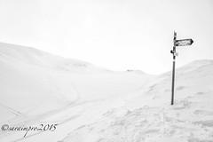 VersoScaffaiolo67bn-2 (improsara) Tags: winter white snow mountains cold ice clouds blackwhite neve inverno snowshoes montagna bianco freddo bianconero appennino ghiaccio skyclouds abetone ciaspole ciaspolata lagonero doganaccia cielonubi nuvolole snowshoeshiking