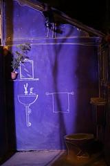 藍晒圖 (Chris Photography(王權)(FB:王權)) Tags: blue taiwan tainan 台南 1635l 50l 藍晒圖 小西門 5d3 5dmark3