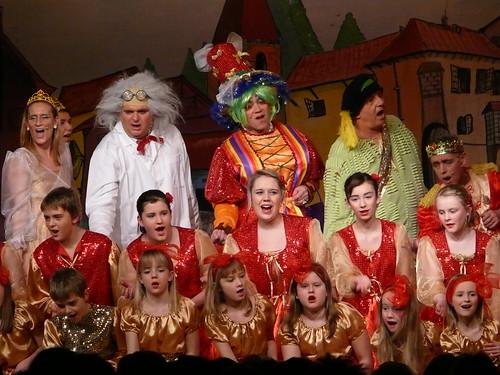 2012 Goldilocks 16
