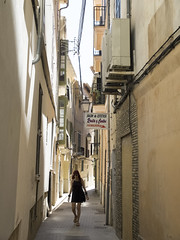 Street. Mallorca, Palma de Mallorca (fipixx) Tags: road street people urban de living outdoor strasse streetscene environment leisure everyday mallorca palma humans strassenszene alltag gesellschaft strassen ballearen strassenleben urbanarte lebenswelt