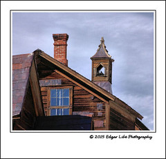 Bodie church tower 01 (Edgar Libe Photography) Tags: california ca church state parks calif bodie