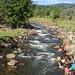 Um rio para refrescar