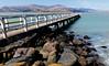 Rapaki Jetty. (Bernard Spragg) Tags: jetty pier wharf landing harbour rapaki lyttletonharbour canterburynz lumixfz200 flickrelite publicdomaindedicationcc0 geotagged freephotos