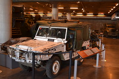 Bombardier ILTIS (jc nadeau) Tags: canada history museum war military ottawa canadian kosovo 1990s iltis bombardier
