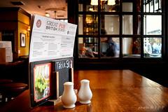 Waiting for the waiter (Irene TP) Tags: uk menu scotland pub nikon edinburgh interior scottish ambient hungry ristorante taylors reastaurant ambienti d7100 irenetp irenetartagliapolcini