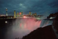 Fort Niagara2.jpg (DzmitryParul) Tags: usa ny color film niagarafalls kodak negative 6x9 portra800 homedeveloped unicolor fujigsw690 c41kit