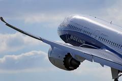 Boeing 787-9 Dreamliner (David B. - just passed the 7 million views. Thanks) Tags: uk england fly flying display unitedkingdom sony flight landing land boeing takingoff takeoff farnborough a77 787 70300g dreamliner flyingdisplay 7879 sony70300gssm boeing7878dreamliner boeing7879 a77v sonydslta77v fia14 farn14