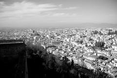 Vista de Granada desde la Alhambra_Granada (fraramdav) Tags: andalucía arquitectura ciudad granada historia