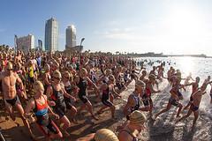 Triatló de la Vila - Barcelona 2014 1