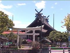 Buddhist Temple Honolulu