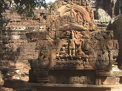Carvings of Banteay Kdei