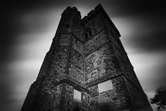 Time at the tower (.willwalker) Tags: england sandstone gothic victorian landmark surrey nd nationaltrust hitech density leithhill neutral aonb fridaystreet formatt leithhilltower crenelations 13stop
