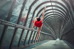 (dimitryroulland) Tags: city urban sport jump nikon 85mm gymnastics 18 fitness gym flexibility rhythmic d600 dimitry roulland