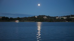 Moonshine (Geoff Main) Tags: night buildings lights australia canberra barton act enlighten lakeburleygriffin commonwealthpark canonef24105mmf4lisusm canon6d