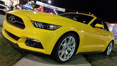 2015 Ford Mustang GT Convertible Premium