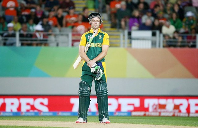 Were not going to choke: de Villiers