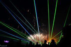 Pyrogames Erfurt 2016 (martinez7400) Tags: thringen nikon erfurt lasershow dunkel langzeitbelichtung feuerwek