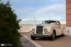 Bentley R-Type Continental (Raphal Belly Photography) Tags: old paris france cars car canon de french photography eos hotel beige automobile riviera photographie south cream continental voiture casino montecarlo monaco mc belly r 7d type carlo monte raphael luxury rb supercar bentley spotting supercars crme raphal principality rtype principaut 98000