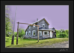 Mining Town (the Gallopping Geezer 3.7 million + views....) Tags: house building abandoned home mi rural canon michigan country structure mining business storefront restored remote preserved upperpeninsula 1740 geezer dwelling miningtown 2016 stoe 5ds centralmine