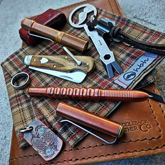 Prometheus Alpha Pen, GEC Navy Knife, Atwood Mini Wedgie (edcbyfrank) Tags: moleskine pen knife flashlight edc p1 atwood everydaycarry foursevens peteratwood saddlebackleather steelflame atwoodtools greateasterncutlery navyknife hanksbyhank gec15 atwoodminiwedgie gecnavyknife prometheuswrites foursevenspreonp1 prometheusalphapen