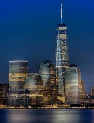 Lower Manhattan (mailhog00) Tags: manhattanskyline nightshots newyorkcity newyorkatnight batis