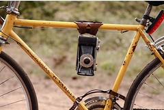 Our six pack bicycle frame cinch can transport more than beer. Try your camera, newspaper, or flowers. We love options.  @ Anthony Kerrigan (Walnut Studiolo) Tags: ifttt instagram walnut studiolo